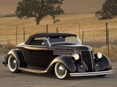 Car Obsessed — 1932 Ford Roadster