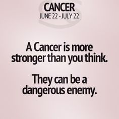 Thecancerinformation team tries to provide all cancer Information and Cancer tips. we share all kind of cancer disease Information and tips. Daily Horoscope Cancer, Cancer Zodiac Facts, Cancer Traits, Cancer And Pisces, Cancer Quotes, Cancer Moon, Zodiac Signs Horoscope, Zodiac Star Signs, My Zodiac Sign