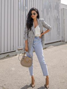 love this blazer | via Facebook Fashion Mag