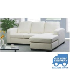 white bonded leather sofa couch with chaise lounge buy top sellers buy chaise lounge leather
