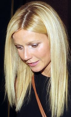 Gwyneth Paltrow Long Bob.