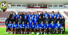 المنتخب الوطني يصل إلى تونس استعدادا لتصفيات الكان
