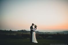 First Dance | Bohemian Elopement in Italy | Rustic Chic inspiration wedding  Photo