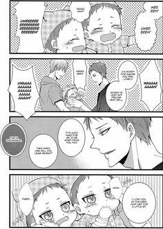 Akashi Kuroko, Kiseki No Sedai, Akakuro, Generation Of Miracles, Manga Cute, Kuroko's Basketball, Kuroko No Basket, Gay Art, Anime Couples