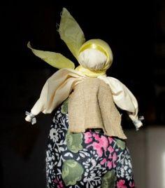 Żadanica - lalka spełniająca życzenia/ Doll fulfilling the wish. More:www.kasiadorota.com
