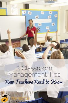 Are you a new teacher after some classroom management tips?  There are definitely some techniques and strategies that you can implement to manage your classroom and student behavior to ensure you all have a safe and friendly place to enjoy. Here you'll find some of the key classroom management tips, including preventing or minimizing problems in the first place, establishing a consistent approach and setting up routines and procedures.