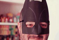 Freebies Batman mask