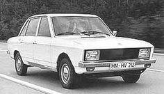 OG | 1971 Volkswagen / VW K70 - Type 86 | Running prototype dated Dec. 1967
