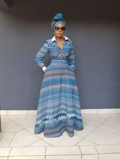 Tips on african fashion outfits 110 Shweshwe Dresses, African Maxi Dresses, Latest African Fashion Dresses, African Print Fashion, African Attire, Africa Fashion, African Print Dress Designs, African Fashion Designers, African Traditional Dresses