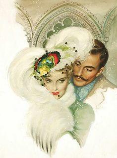 William Rose 1950 by Art & Vintage, via Flickr