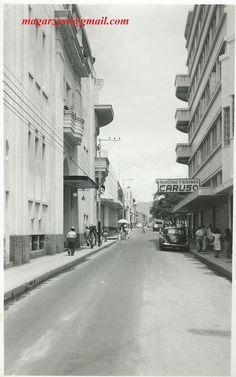 4 calle oriente, Almacén Caruso, 1947