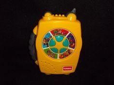 Playskool Music Box by Hasbro (1997)