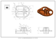 Mechanical Design, Technical Drawing, Akatsuki, Autocad, Exercises, Drawings, Wallpaper, Exercise Routines, Wallpapers