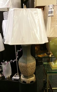 Etched crystal table lamp 8995 shade sold separately 2895 kinder harris table lamp 14995 shade sold separately 4995 rewired for safety keyboard keysfo Image collections