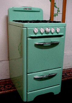 Well known Apartment Size Gas Stove . | Creative vintage stoves | Pinterest  QI38