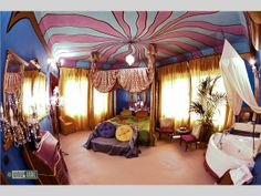 1001 Nights fantasty property in Palermo, Sicily, Italy