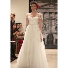 NY Bridal Fashion Week 2011 – Reem Acra 2