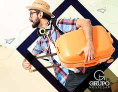 "Check out new work on my @Behance portfolio: ""Grupo Hospedar"" http://be.net/gallery/60402343/Grupo-Hospedar"