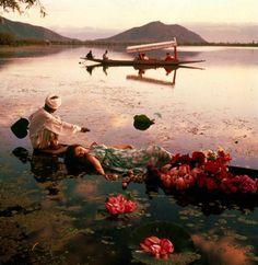 Vogue India has British Photographer Norman Parkinson's work shot in India