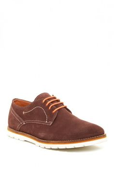 $130, Ben Sherman Mickey Derby. Sold by Nordstrom Rack. Click for more info: https://lookastic.com/men/shop_items/80341/redirect