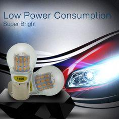 ราน # ซอออนไลน High Quality Led 1156 BA15S P21W Cars Light...