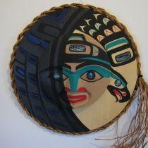 Eagle Moon Mask
