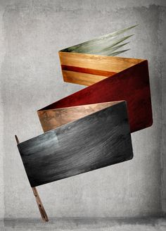 Immagine digitale in formato poster