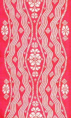 """""""Scandinavian"""" pattern  -  charts by Kieran Foley  /  KL"""