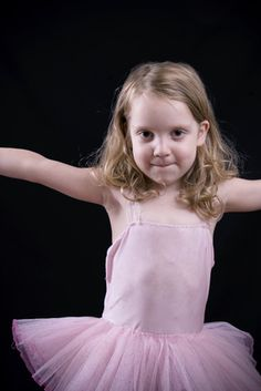 How To Teach Ballet To Kids | LIVESTRONG.COM -- using story and prop teaching