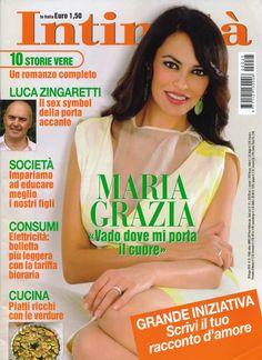 Intimità Maria Grazia Cucinotta