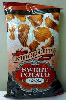 What's Good at Trader Joe's?: Trader Joe's Sweet Potato Chips