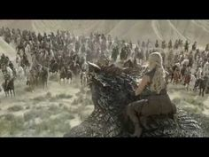 """VFX Supervisor, Sven Martin of Pixomondo, says his hardest """"Game of Thrones"""" VFX shot ever was of the starving, emaciated dragons of Season 6 (seen at 00:12 ..."""