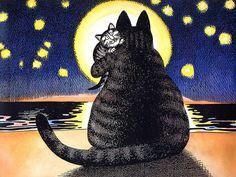 BB Cats bs-Kliban-2002-September