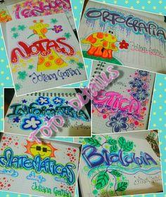 Up Halloween, Notebook, Kawaii, Scrapbook, Lettering, School, Paper, Drawings, How To Make