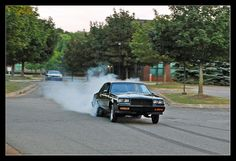 1986 Buick Grand National: melt those tires by sjb4photos, via Flickr