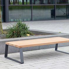 Campus levis Stoolbench 80 cm | Exterior benches | Westeifel Werke