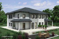 Die 51 Besten Bilder Von Doppelhaushalfte Home Plans Bungalow Und