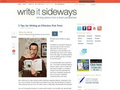 5 Tips for Writing an Effective Plot Twist