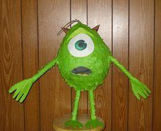 Piñatas: Monster Inc Pinatas