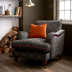 Floral & Striped Sofas & Armchairs | Joules - Home Collection