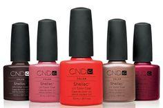 Pros and Cons of CND Shellac Nail Polish