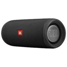 jbl caixa de som JBL Flip 5 Waterproof Portable Bluetooth Speaker in Midnight Black Small Speakers, Cool Bluetooth Speakers, Waterproof Bluetooth Speaker, Bose Wireless, Great Speakers, Portable Speakers, Flip, Logitech, Smart Tv