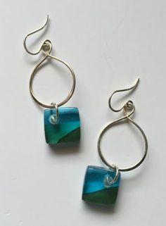 grayc glass | Handmade Fused Glass Art & Custom Glasswork »One-of-a-Kind jewelry handmade in Calfiornia