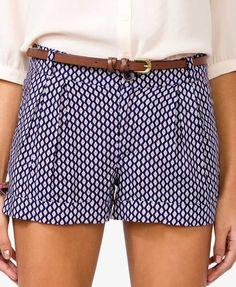 Hemingway & Hepburn #shorts #style #fashion
