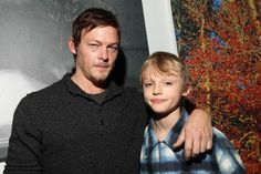 The Reedus: Photography By Norman Reedus Exhibit Opening NYC (November 30, 2011)