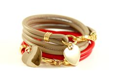 Bracelets MON Coeur by ANNA VON BERGMANN