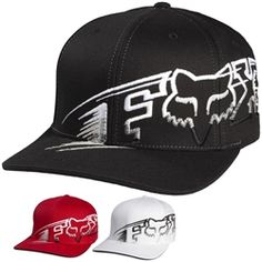2013 Fox Racing Night Hive Flexfit Casual Motocross MX Apparel Cap Hats