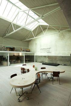 The Hub Madrid: Werkstatt der vernetzten Welt - The ICONIST