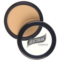 Graftobian HD Crème Foundation 1/2oz, Buff (C) >>> Click image for more details.