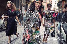 Dolce & Gabbana (Fall/Winter 2016-17) Ad Campaign